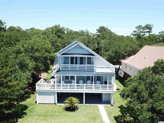 100 Comfort Ln., Pawleys Island, SC 29585 (MLS #1913328) :: SC Beach Real Estate