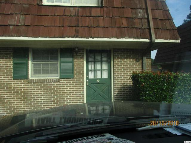 1025 Carolina Rd. G-4, Conway, SC 29526 (MLS #1913339) :: Berkshire Hathaway HomeServices Myrtle Beach Real Estate