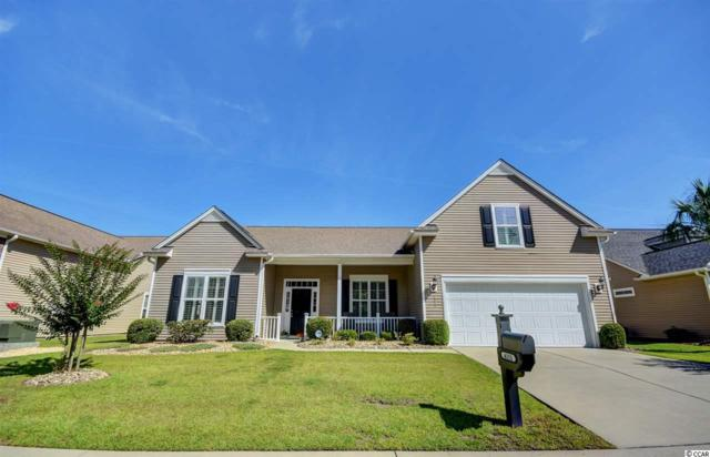 4315 Grovecrest Circle, North Myrtle Beach, SC 29582 (MLS #1913346) :: The Litchfield Company