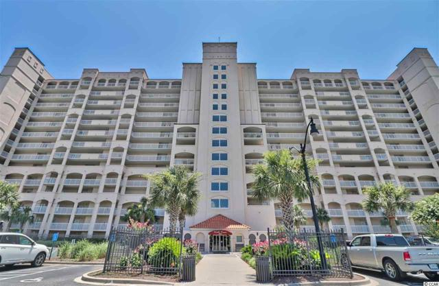 4801 Harbour Pointe Dr. #606, North Myrtle Beach, SC 29582 (MLS #1913348) :: The Trembley Group