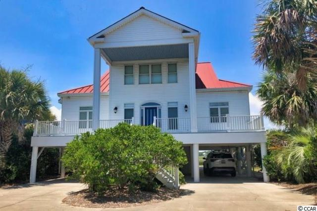 1156 S Waccamaw Dr., Garden City Beach, SC 29576 (MLS #1913358) :: SC Beach Real Estate
