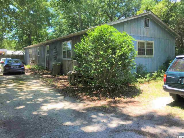 419 Pine Dr. N, Surfside Beach, SC 29575 (MLS #1913381) :: The Trembley Group