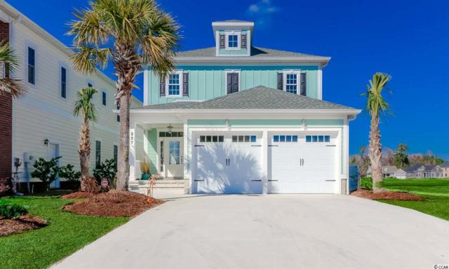 921 Crystal Water Way, Myrtle Beach, SC 29579 (MLS #1913386) :: The Trembley Group