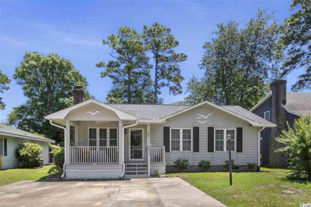 308 Stratford Pl., Murrells Inlet, SC 29576 (MLS #1913400) :: Berkshire Hathaway HomeServices Myrtle Beach Real Estate