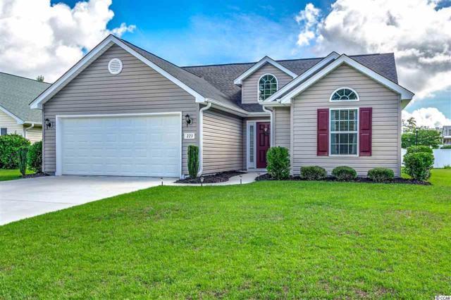 223 Ecum Secum Pl., Conway, SC 29527 (MLS #1913406) :: Berkshire Hathaway HomeServices Myrtle Beach Real Estate