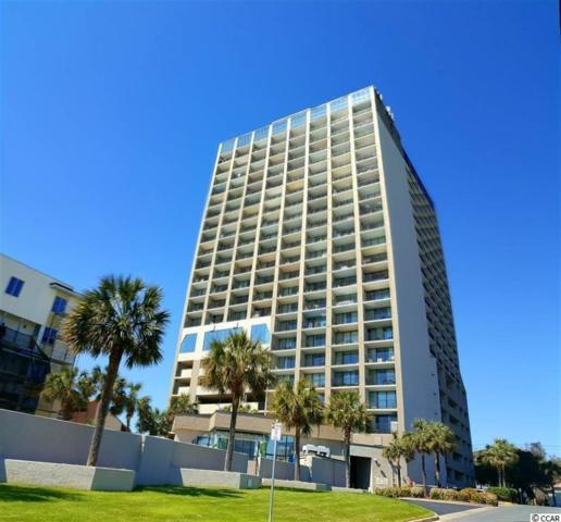 5523 N Ocean Blvd. #2313, Myrtle Beach, SC 29577 (MLS #1913428) :: Hawkeye Realty