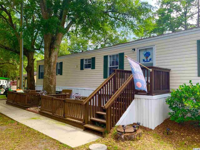 349 E Canal Dr., Murrells Inlet, SC 29576 (MLS #1913474) :: The Litchfield Company