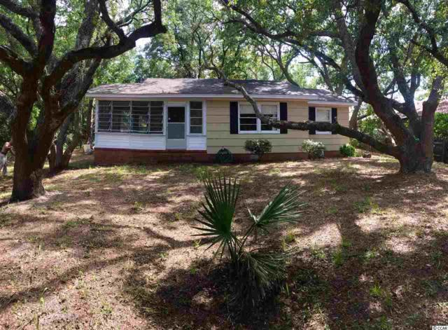 313 73rd Ave. N, Myrtle Beach, SC 29572 (MLS #1913478) :: Hawkeye Realty