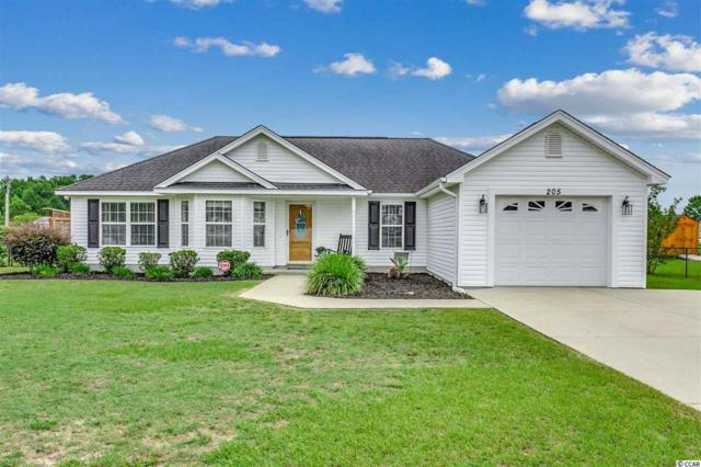 205 Autry Ave., Conway, SC 29526 (MLS #1913498) :: The Hoffman Group