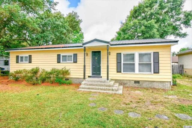 607 Lesia Ln., Conway, SC 29526 (MLS #1913513) :: The Litchfield Company