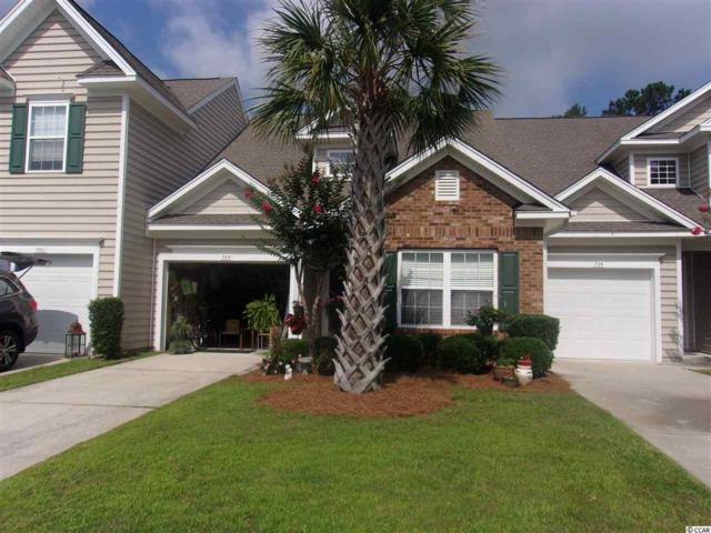 735 Botany Loop 44A, Murrells Inlet, SC 29576 (MLS #1913520) :: James W. Smith Real Estate Co.