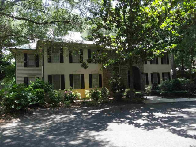 207-3 Golden Bear Dr. #3, Pawleys Island, SC 29585 (MLS #1913548) :: The Litchfield Company