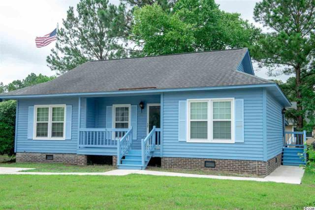 9439 Old Palmetto Rd., Murrells Inlet, SC 29576 (MLS #1913551) :: The Litchfield Company