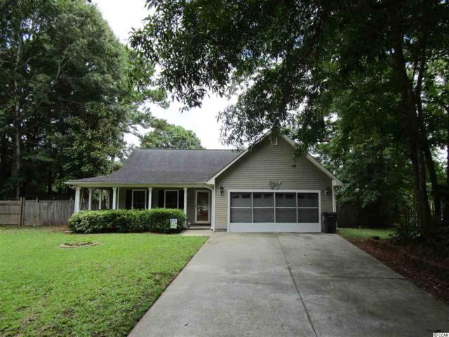 314 Trace Run Circle, Myrtle Beach, SC 29588 (MLS #1913558) :: Sloan Realty Group