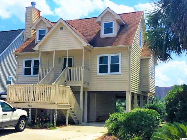 453 Bay Dr., Murrells Inlet, SC 29576 (MLS #1913603) :: Sloan Realty Group