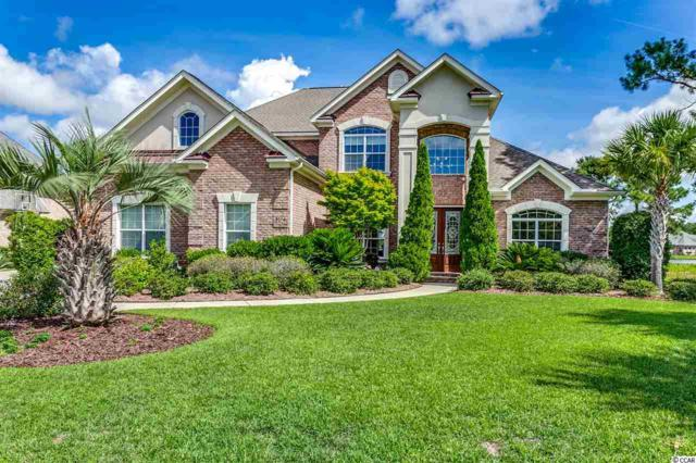 8112 Wacobee Dr., Myrtle Beach, SC 29579 (MLS #1913614) :: The Litchfield Company