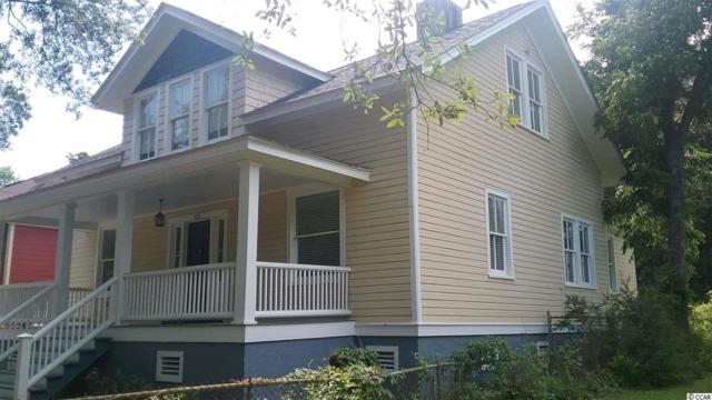 125 Wood St., Georgetown, SC 29440 (MLS #1913651) :: Jerry Pinkas Real Estate Experts, Inc