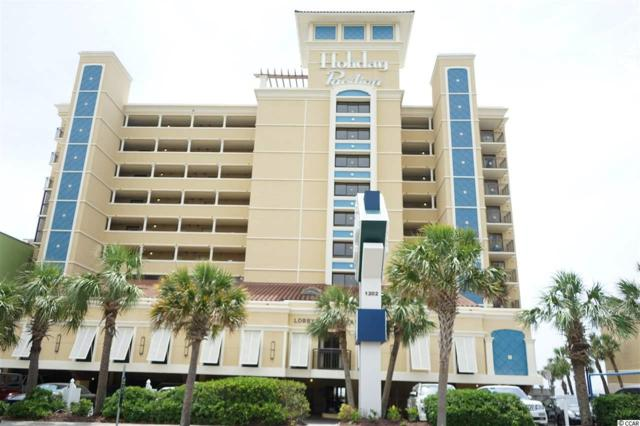 1200 N Ocean Blvd. #211, Myrtle Beach, SC 29577 (MLS #1913681) :: The Litchfield Company