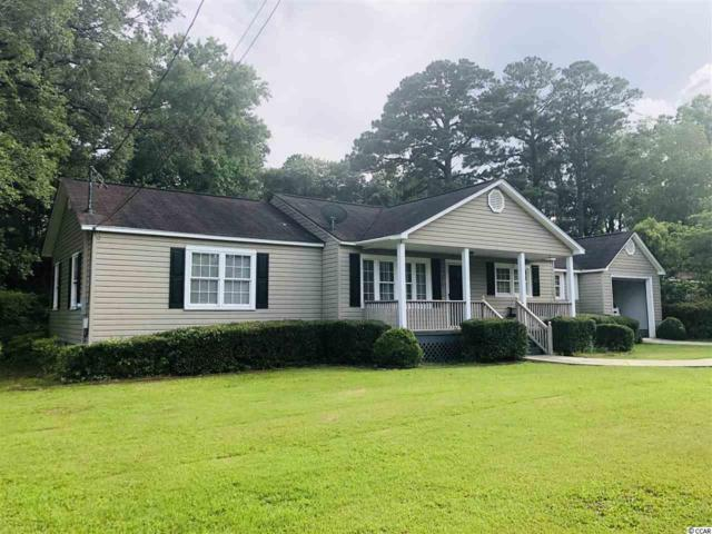 419 Wayne St., Georgetown, SC 29440 (MLS #1913684) :: SC Beach Real Estate