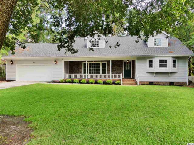 393 Aspen Loop, Pawleys Island, SC 29585 (MLS #1913694) :: The Litchfield Company