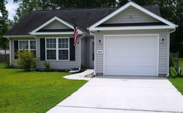 405 Cheticamp Ct., Conway, SC 29527 (MLS #1913724) :: Sloan Realty Group