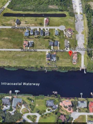 922 Waterton Ave., Myrtle Beach, SC 29579 (MLS #1913748) :: The Litchfield Company