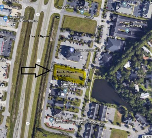 Lot A Plaza Dr., Murrells Inlet, SC 29576 (MLS #1913764) :: Sloan Realty Group