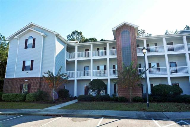 4818 Innisbrook Ct. #610, Myrtle Beach, SC 29579 (MLS #1913777) :: Sloan Realty Group