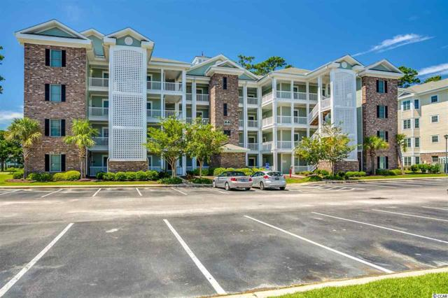 4882 Luster Leaf Circle #205, Myrtle Beach, SC 29577 (MLS #1913807) :: The Lachicotte Company
