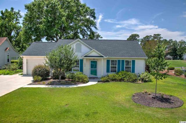 1629 Wood Thrush Dr., Murrells Inlet, SC 29576 (MLS #1913817) :: Sloan Realty Group