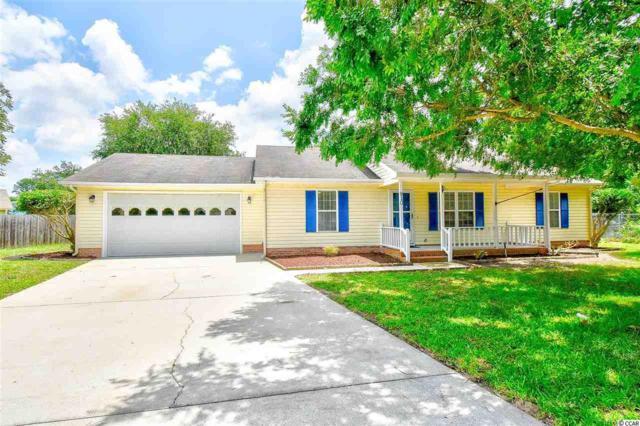 810 Berrywood Ct., Myrtle Beach, SC 29588 (MLS #1913831) :: Sloan Realty Group