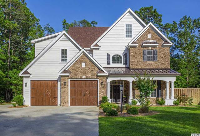 60 Brookgreen Trace Pl., Pawleys Island, SC 29585 (MLS #1913890) :: The Hoffman Group