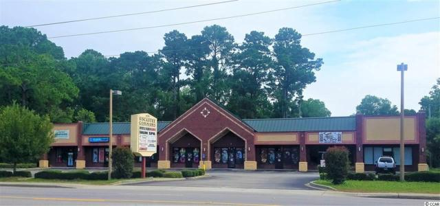 4050 Socastee Blvd., Myrtle Beach, SC 29588 (MLS #1913897) :: The Litchfield Company