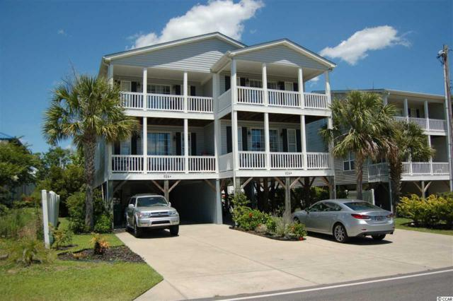 624 Seabreeze Dr., Murrells Inlet, SC 29576 (MLS #1913906) :: The Litchfield Company