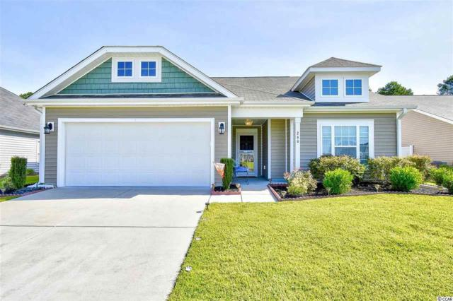 260 Whipple Run Loop, Myrtle Beach, SC 29588 (MLS #1913918) :: The Litchfield Company
