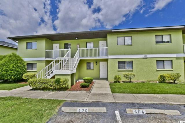 1301 Pridgen Rd. #602, Myrtle Beach, SC 29577 (MLS #1913924) :: The Lachicotte Company