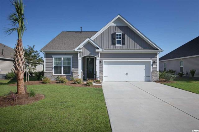 133 Laurel Hill Pl., Murrells Inlet, SC 29576 (MLS #1913928) :: The Litchfield Company