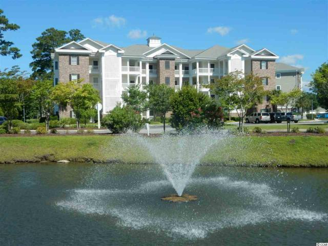 4898 Luster Leaf Circle #105, Myrtle Beach, SC 29577 (MLS #1913968) :: The Lachicotte Company