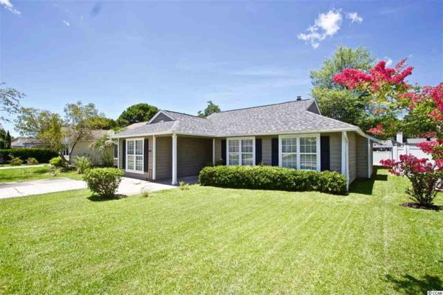 9745 Kings Grant Dr., Murrells Inlet, SC 29576 (MLS #1913971) :: The Litchfield Company