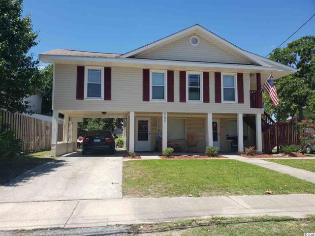 507 17th Ave. S, North Myrtle Beach, SC 29582 (MLS #1913977) :: The Litchfield Company