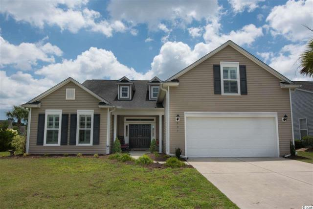 807 Mcgarvey Ct., Myrtle Beach, SC 29579 (MLS #1914013) :: The Lachicotte Company