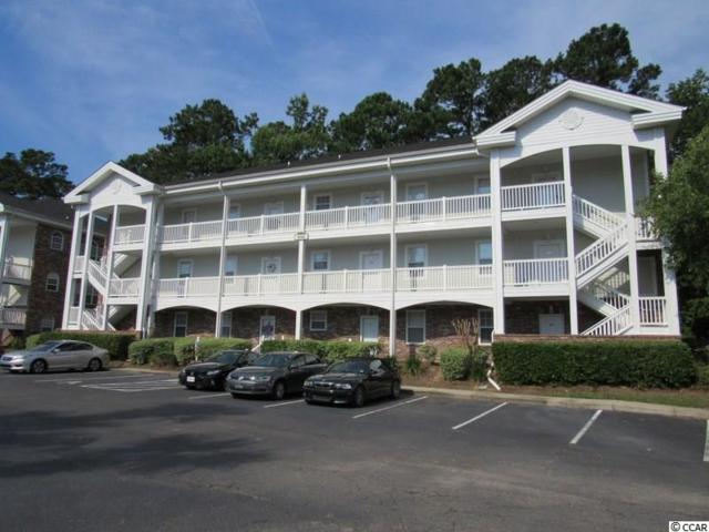 686 Riverwalk Dr. #101, Myrtle Beach, SC 29579 (MLS #1914044) :: Hawkeye Realty