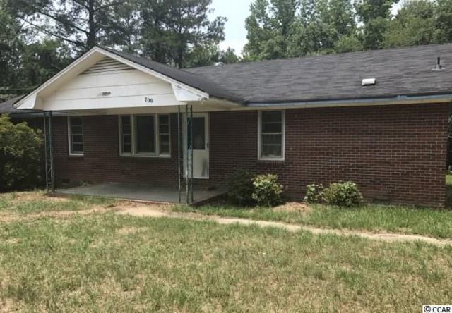700 Briar Patch Rd., McColl, SC 29570 (MLS #1914066) :: The Hoffman Group