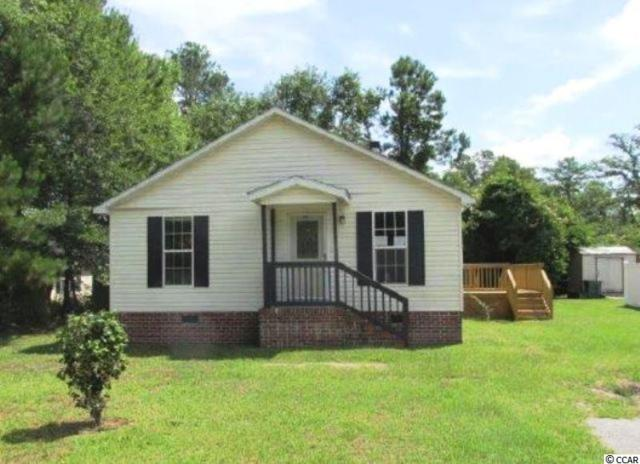 1002 Pearl St., Conway, SC 29527 (MLS #1914071) :: The Lachicotte Company