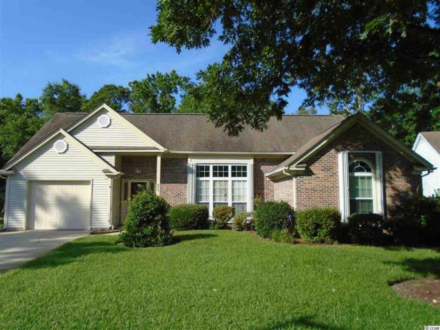 649 Blue Bird Ln., Murrells Inlet, SC 29576 (MLS #1914080) :: The Greg Sisson Team with RE/MAX First Choice