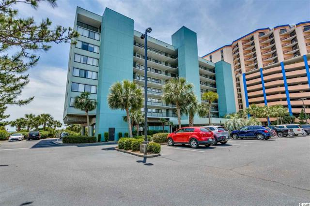 6810 N Ocean Blvd. #606, Myrtle Beach, SC 29572 (MLS #1914083) :: Keller Williams Realty Myrtle Beach