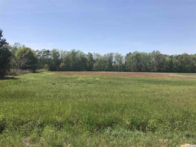TBD Firehouse Rd., Conway, SC 29527 (MLS #1914121) :: The Hoffman Group