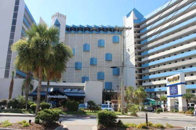 7100 Ocean Blvd. N #217, Myrtle Beach, SC 29572 (MLS #1914143) :: The Trembley Group | Keller Williams