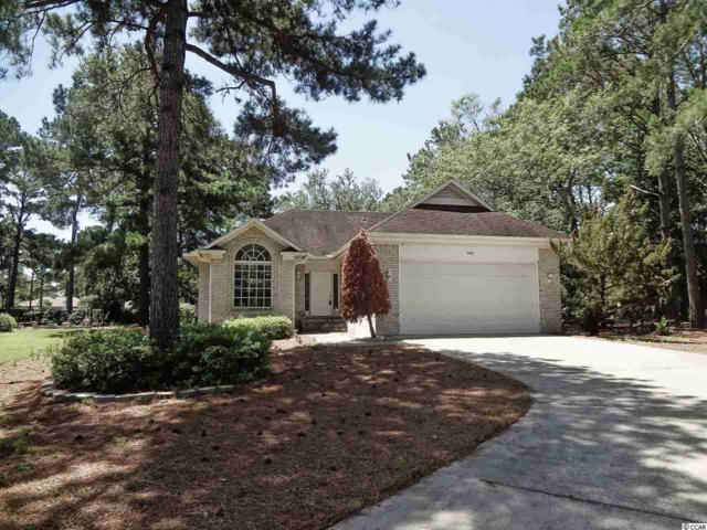 668 Kings Trail Dr., Sunset Beach, NC 28468 (MLS #1914144) :: The Litchfield Company