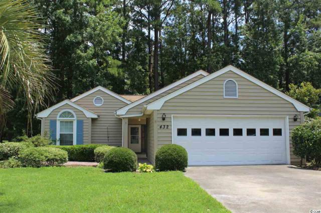 432 Charter Dr., Longs, SC 29568 (MLS #1914273) :: The Hoffman Group